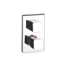 Roca Sprchová termostatická podomítková baterie THESIS