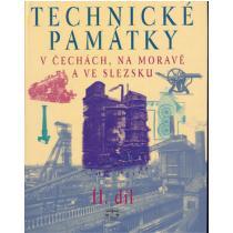 Technické památky v Čechách, na Moravě a ve Slezsku II., H-P