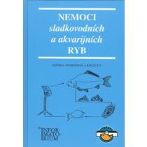 Nemoci sladkovodních a akvarijních ryb - Svobodová Zděnka