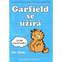 Garfield se užírá - Davis Jim