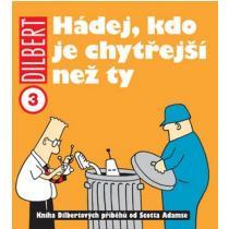 Dilbert 3 - Hádej, kdo je chytřejší než ty - Adams Scott