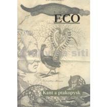 Kant a ptakopysk - Eco Umberto