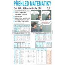 Přehled matematiky - Pro žáky ZŠ a studenty SŠ - Lošťák Jiří
