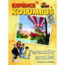 Expedice Kolumbus - Faraonův amulet - Brezina Thomas