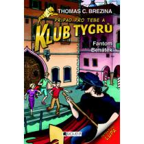 Klub Tygrů - Fantom Benátek - Brezina Thomas