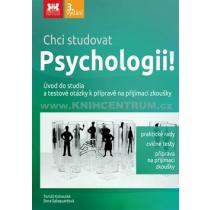 Chci studovat Psychologii! - Kohoutek Tomáš