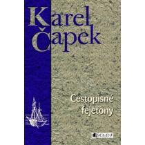 Cestopisné fejetony - Čapek Karel
