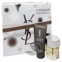 Yves Saint Laurent L'Homme - dárková sada EdT 60 ml + sprchový gel 100 ml