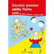 Zázračná proměna opičky Pepiny - Nováková Iva