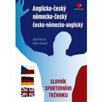 Anglicko-český/německo-český/česko-německo-anglický slovník
