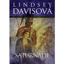 Saturnálie - Davisová Lindsey