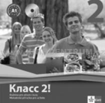 Klacc! 2 - Ruština pro SŠ - Metodická příručka pro učitele