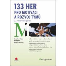 133 her pro motivaci a rozvoj týmů - 2. vydání - Evangelu Jaroslava