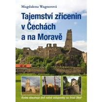 Tajemství zřícenin v Čechách a na Moravě - kniha obsahuje dvě