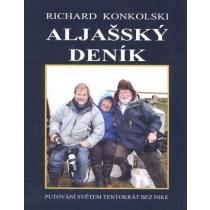 Aljašský deník - Plavby za dobrodružstvím - Konkolski Richard