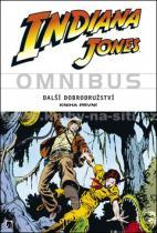 Indiana Jones - Omnibus - Další dobrodružství - kniha první