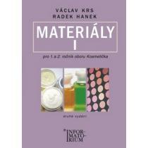 Materiály I pro 1. a 2. ročník UO Kosmetička - Krs Václav, Hanek