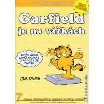 Garfield je na vážkách - č.7