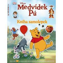 Medvídek Pú - Kniha samolepek - Disney Walt