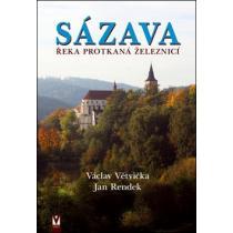 Sázava - Řeka protkaná železnicí - Větvička Václav, Rendek