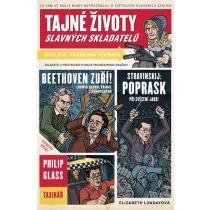 Tajné životy slavných skladatelů - Lundayová Elizabeth