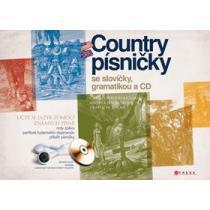 Country písničky se slovíčky, gramatikou a CD - Barickman Christopher