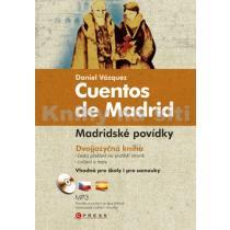 Madridské povídky - Vázquez Daniel