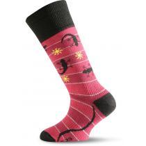 Lasting SJS lyžařské ponožky