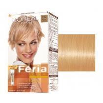 FÉRIA Preférence 102 Velmi velmi světlá blond duhová
