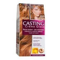 LORÉAL CASTING Creme Gloss 834 Měděná zlatá blond