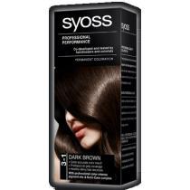 SYOSS 3-1 Tmavě hnědý