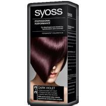 SYOSS 3-3 Tmavě fialový