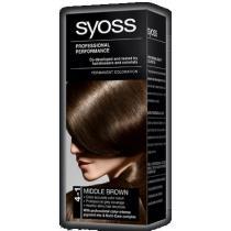 SYOSS 4-1 Středně hnědý