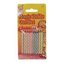 Nesfouknutelné svíčky
