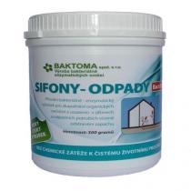 BAKTOMA Sifony-odpady Bacti SO