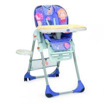 Chicco Jídelní židlička Polly 2v1