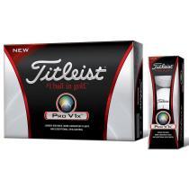 Titleist Pro V1x (12ks)