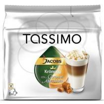 Tassimo Jacobs Krönung Latte Macchiato Caramel 480g