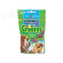 Crossys Guinea Pig Fruit - 45g