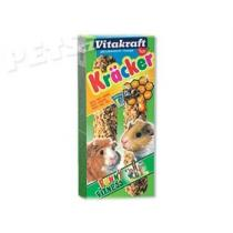 Vitakraft Kracker Guinea Pig Honey - 2ks