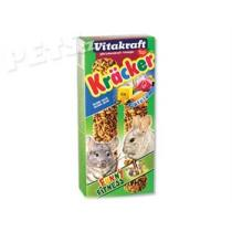 Vitakraft Kracker Chinchilla Calcium - 2ks