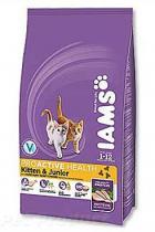 IAMS Kitten rich in Chicken 300 g