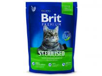 Brit Premium Cat Sterilised 800 g