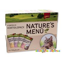 Schmusy Nature´s Menü multipack 1200g
