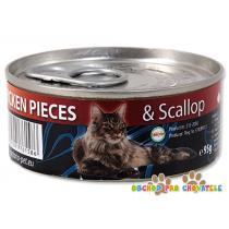 ONTARIO Chicken Pieces + Scallop 95g