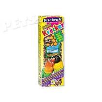 Vitakraft Kracker Agapornis Fruit + Honey - 2ks