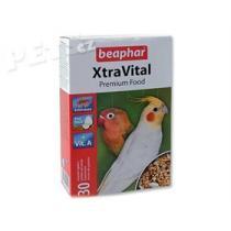Beaphar XtraVital pro střední papoušky - 500g