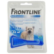Merial Frontline spot on Dog M 1 x 1,34ml