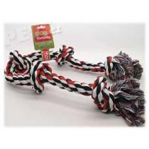 DF Uzel bavlněný barevný 5 knotů 95 cm - 1ks