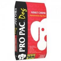 PRO PAC DOG ADULT CHUNK 3kg